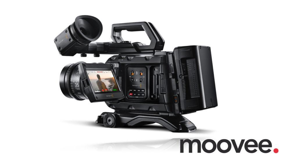 La caméra URSA Mini Pro