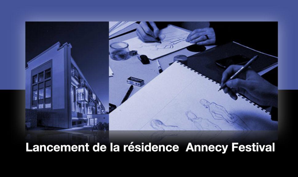 Résidence Annecy Festival