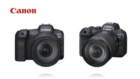 R5 et R6 : les nouveautés à la pointe de la gamme EOS chez Canon © DR