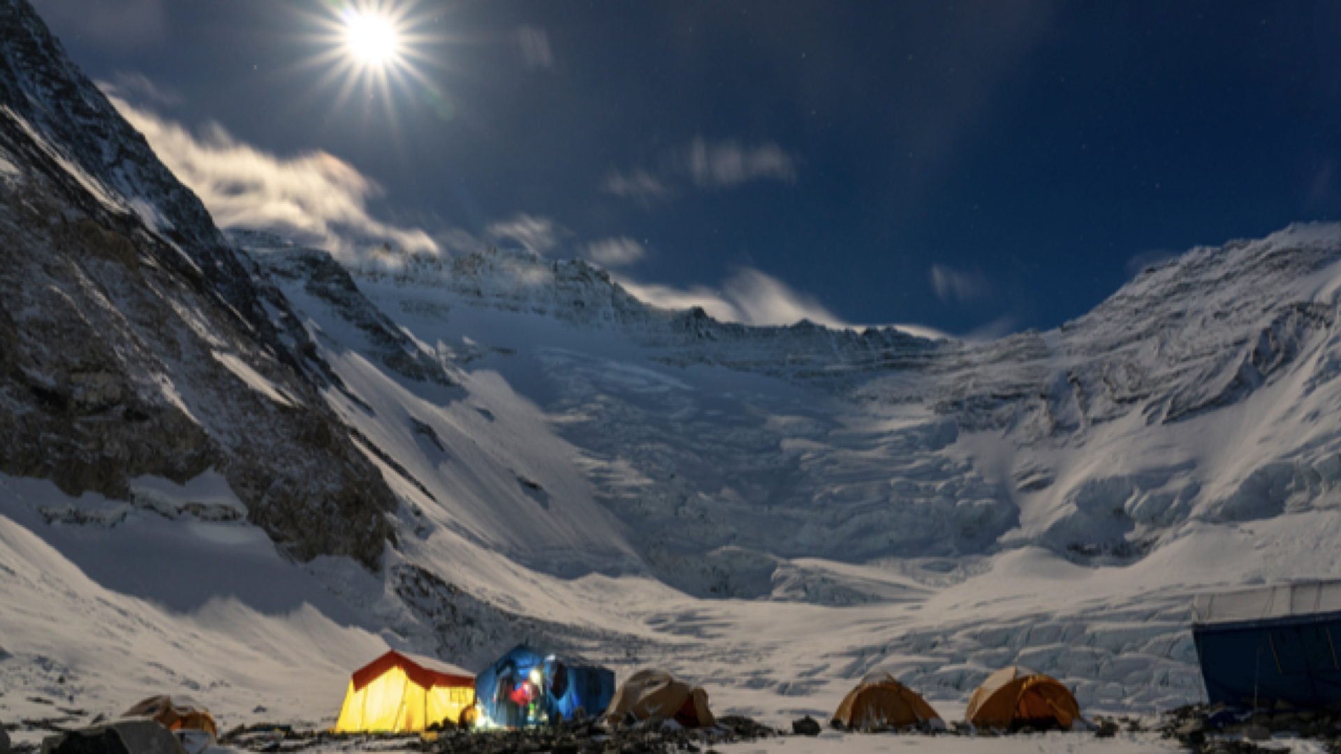 Everest VR: Journey to the Top of the World © DR