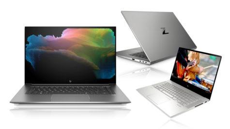 Record de puissance et légèreté pour les portables 15'' ZBook Studio et Create © DR