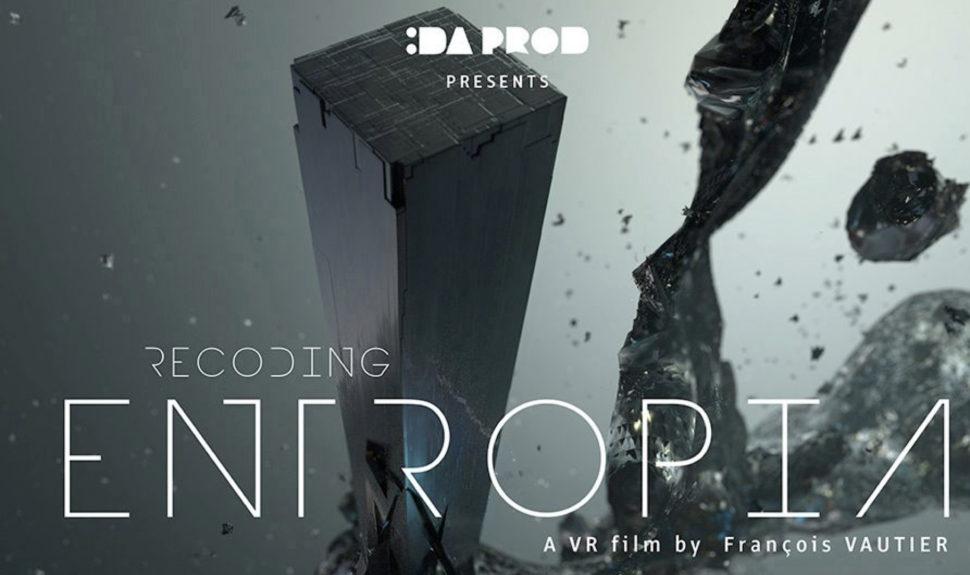 Recoding Entropia en compétition à la Mostra de Venise © DR