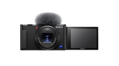 De l'appareil photo numérique à la webcam chez Sony © DR