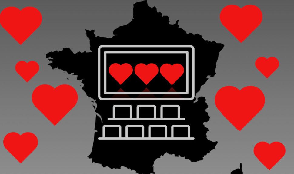 La Cartographie du Cinéma dévoile un amour inconditionnel des français pour les salles obscures ! © DR