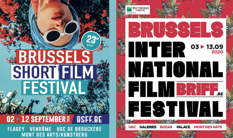 Bruxelles inaugure la rentrée avec ses deux festivals BSFF et BRIFF © DR