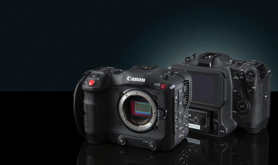 La C70, nouvelle caméra Canon EOS Cinema © DR