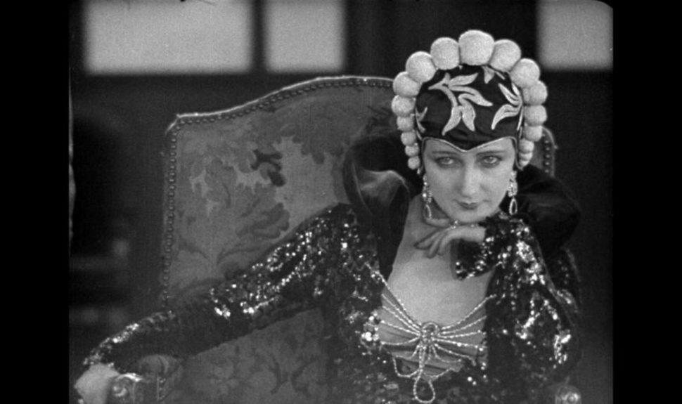 La Princesse Mandane de Germaine Dulac © DR
