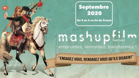 L'édition masquée du Mashup Film Festival 2020 s'ouvre du 2 au 6 Septembre © DR
