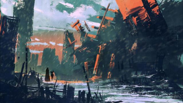 A City of Foxes, par Nihaarika Negi, Produit par Rémi Large et Samuel Lepoil - Tamanoir Immersive Studio (FR) © DR