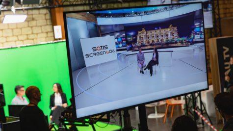 SATIS TV, un SATIS de tous les écrans ! © Emmanuel Nguyen Ngoc