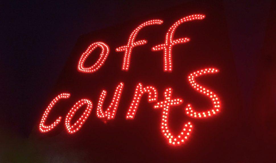 Off-Courts #21 ouvre ses portes ! © Nathalie Klimberg