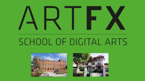 Digital Arts : L'école ARTFX s'étend à Lille et Enghien-les-Bains dès cette rentrée © DR