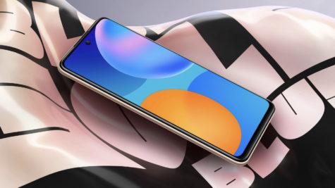 Huawei dévoile le nouveau HUAWEI P smart 2021 © DR