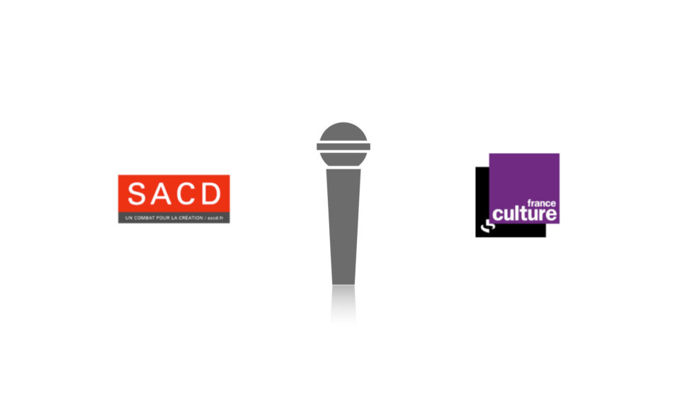 Les lauréats 2020 du Fonds Podcasts Originaux de fiction France Culture / SACD © DR