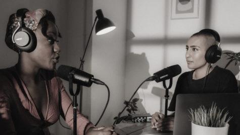 Shure présente MV7, son microphone pour podcast © DR