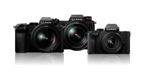 Panasonic annonce des mises à jour des gammes Lumix S et G100 © DR
