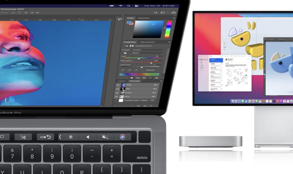 Les nouveaux Mac Book Pro et Mac mini