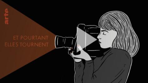 Une belle initiative d'Arte qui lance un concours de court métrage au féminin © DR