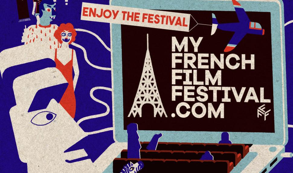 MyFrenchFilmFestival revient pour sa 11e édition ! © DR