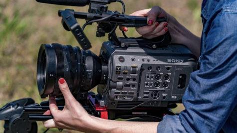 L'objectif Sony FE C 16-35 mm T3.1 : nouveau zoom ciné grand-angle © DR