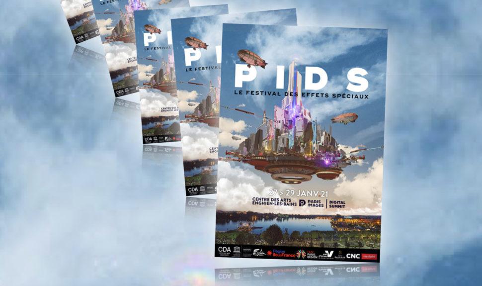 Focus sur le Paris Images Digital Summit online cette année © DR