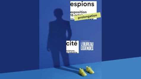 L'exposition temporaire Espions récompensée par un Grand Prix du renseignement 2020 dans la catégorie « fiction » © DR