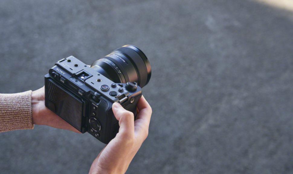 Sony présente la FX-3, la petite dernière de la gamme © DR