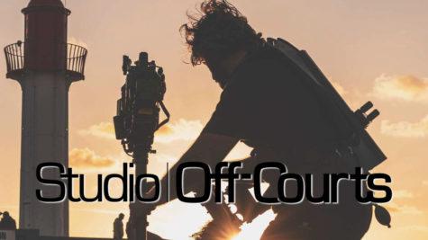 Le Studio Off-Courts peut vous accueillir en résidence © DR