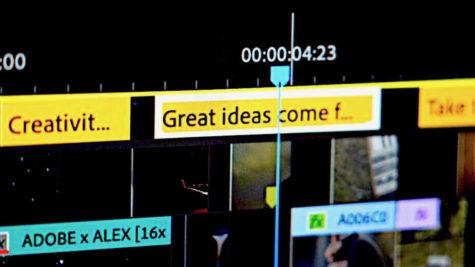 Une giboulée de mises à jour pour l'Adobe Creative Suite © Adobe Stock