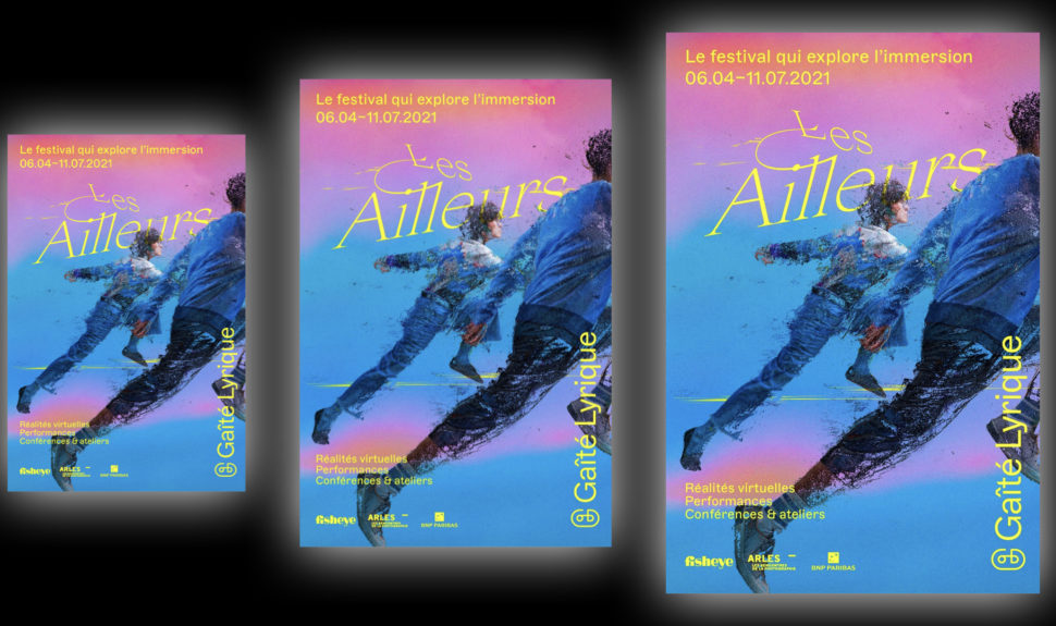 Les Ailleurs : multi sensorialité et nouvelles technologies immersives au programme © DR