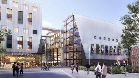 Un nouveau pôle ambitieux pour ArtFX Lille au carrefour de l'Europe © DR