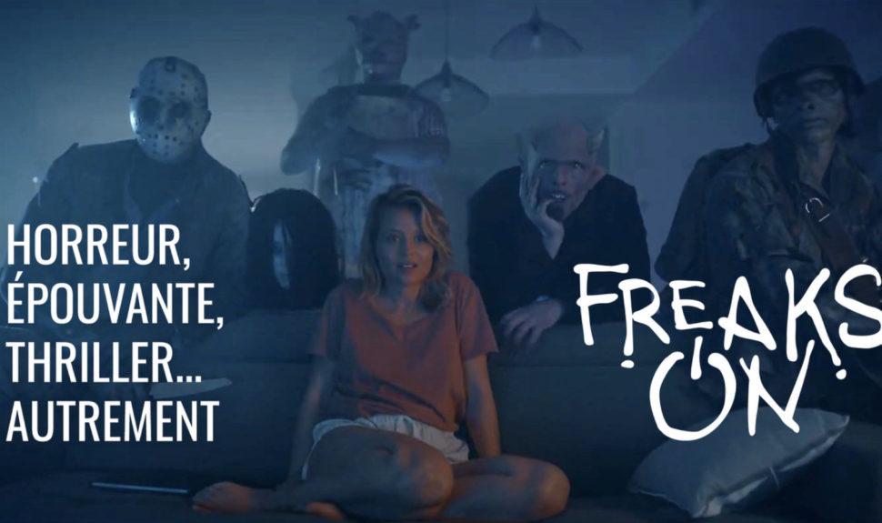 Freaks ON : la plateforme de l'horreur avec un réel catalogue © DR