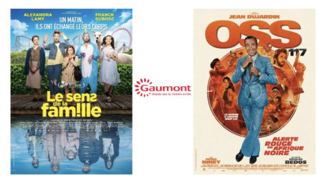 Gaumont repousse les dates de sortie de ses prochains films © DR
