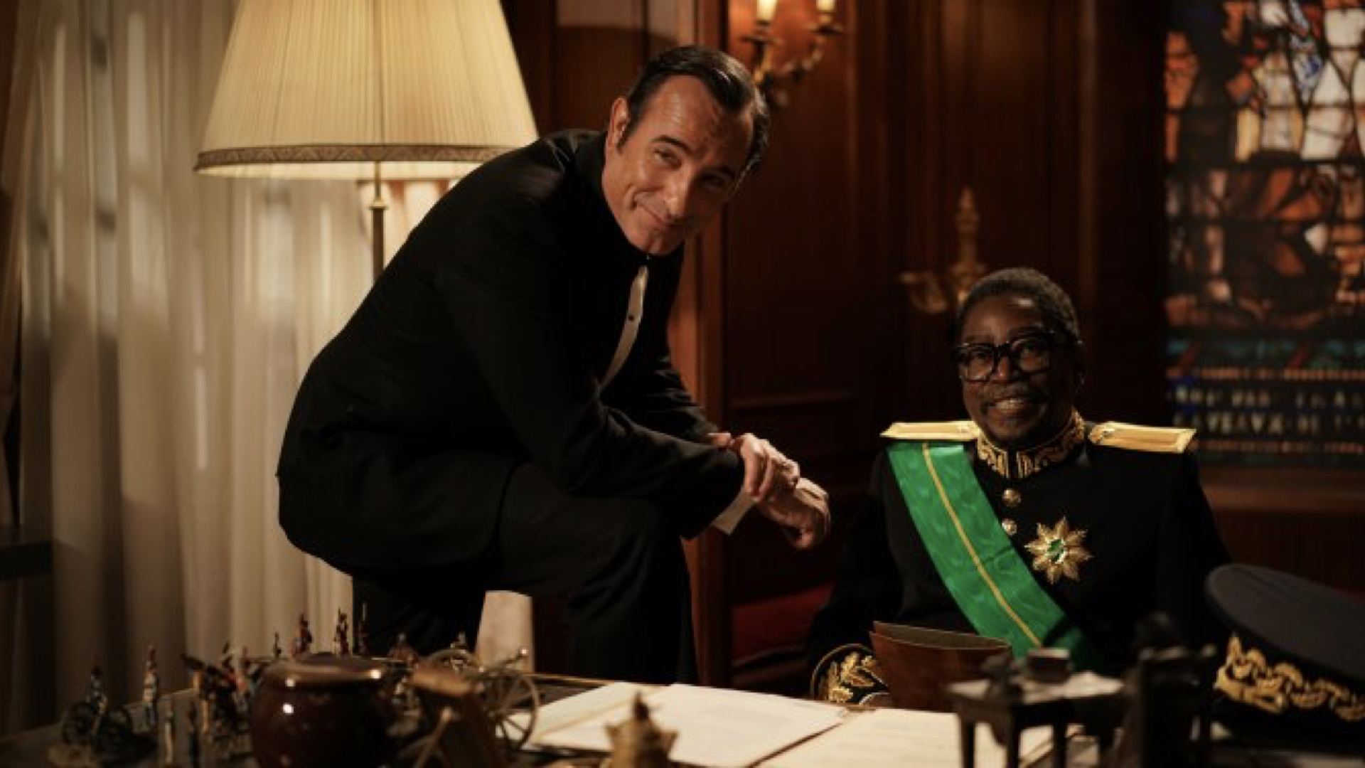 OSS 117 : Alerte rouge en Afrique Noire (OSS 117 : From Africa with love) - Photos : Christophe Brachet © MANDARIN PRODUCTION – GAUMONT – M6 FILMS – SCOPE PICTURES