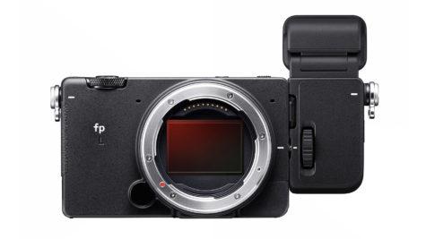 Sigma annonce la sortie de son appareil Sigma fp L et de son viseur électronique © DR