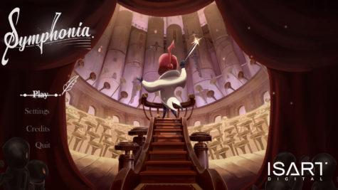 Pégases 2021 : Symphonia d'ISART Digital sacré Meilleur jeu vidéo étudiant © DR