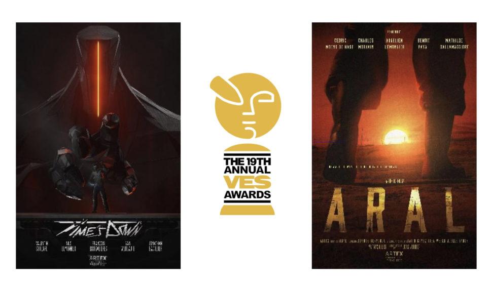 VES Awards : Deux films de la promo ArtFX 2020 dans les nominations © DR