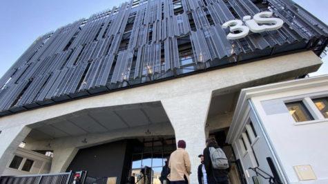 Nouveau campus à Bordeaux pour l'école des 3iS qui inaugure un partenariat avec SolidAnim © DR