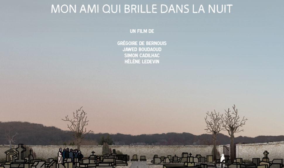 Mon ami qui brille dans la nuit de J,Boudaoud, S, Cadilhac, G, De Bernouis, H, Ledevin © Gobelins, l'Ecole de l'image, 2020