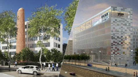 L'école EICAR étend son offre de formations aux effets spéciaux et à l'animation 3D, à Paris et Lyon © DR