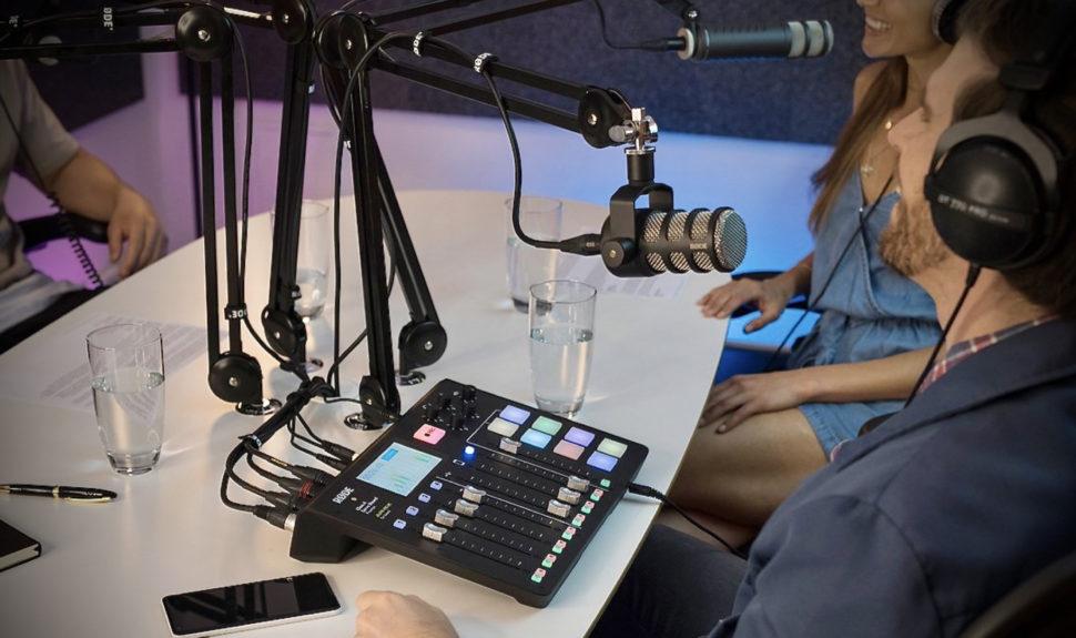 RØDE Connect peut enregistrer jusqu'à 4 flux microphones USB sur votre ordinateur © DR