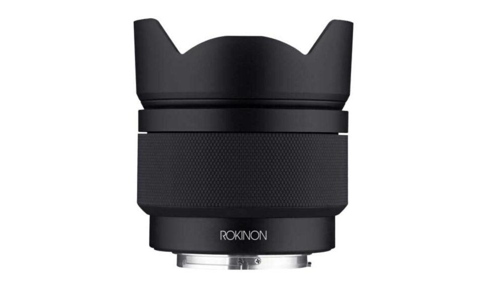 ROKINON dévoile un nouvel objectif grand-angle 12 mm / F2.0 © DR