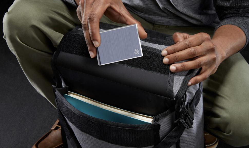 Seagate One Touch SSD : tout est dans le disque © DR