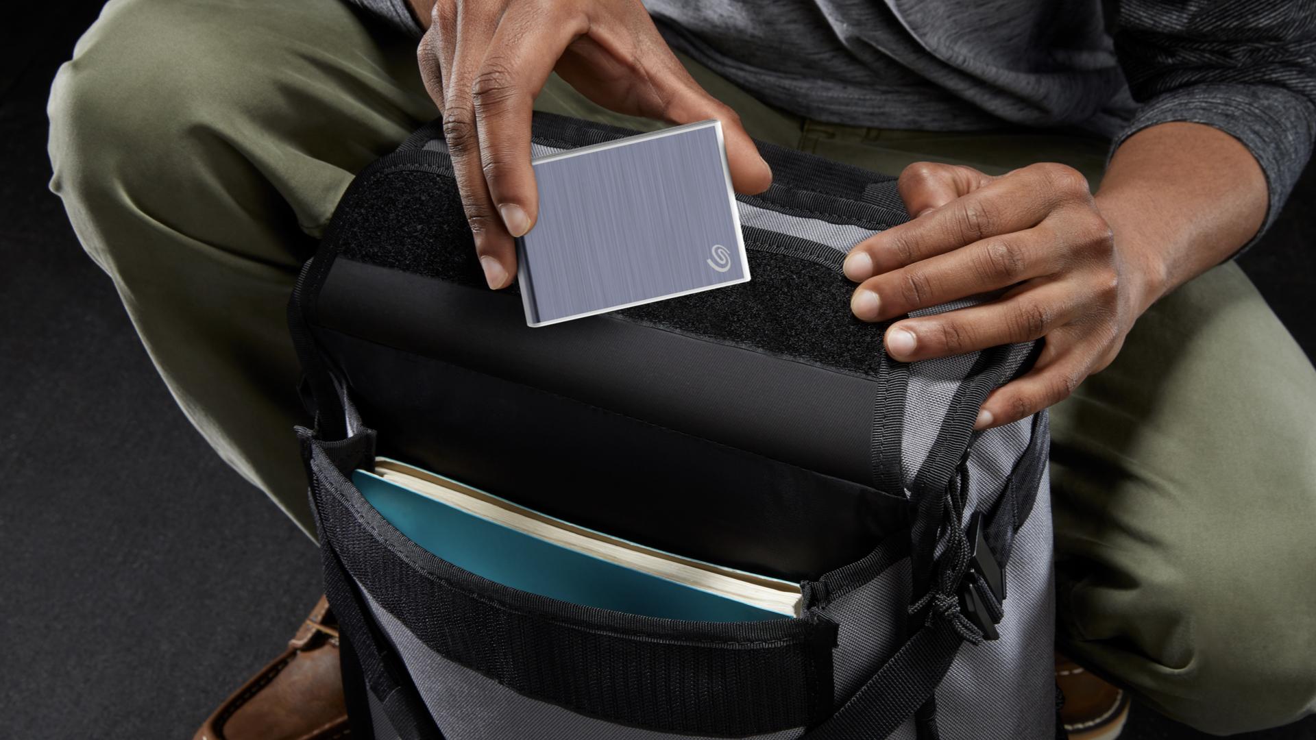 Seagate One Touch SSD : tout est dans le disque !