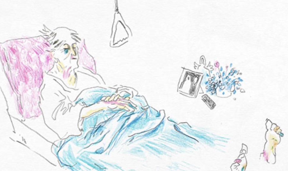 Ecorce de Samuel Patthey et Sylvain Monney produit par Dok Mobile, Cristal du court métrage © DR