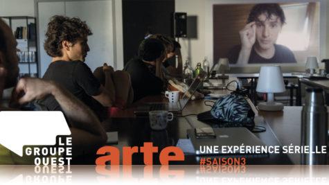 Le Groupe Ouest et Arte s'associent pour proposer un workshop autour de la série © DR