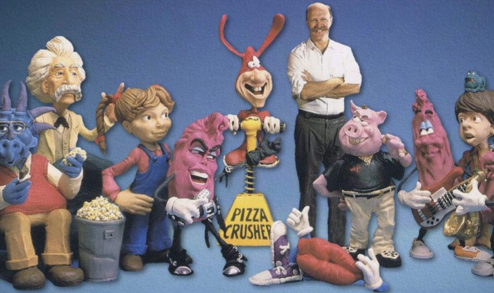 Claydream, de Marq Evans, retraçant la carrière de Will Vinton, considéré comme le père de l'animation en pâte à modeler est sélectionné dans la catégorie Annecy Classics © DR