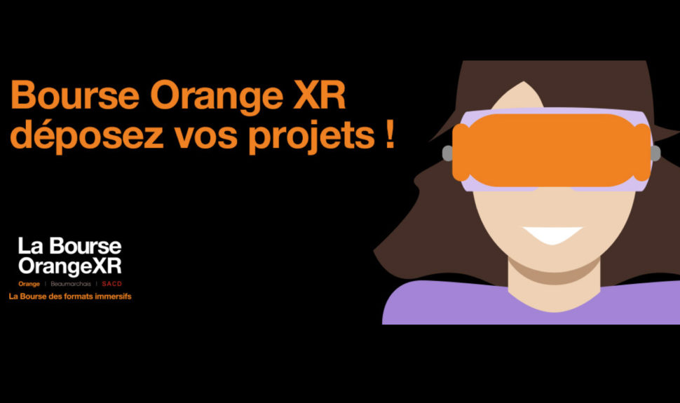 La Bourse Orange XR 2021 ouvre son appel à projets © DR