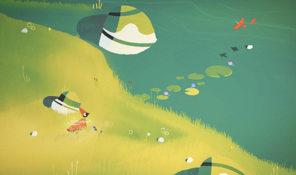 Traversées : une randonnée animée interactive signée par l'ONF © DR