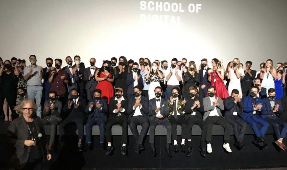Jury de fin d'études ARTFX 2021 : des partis pris artistiques des étudiants salués par les professionnels © DR